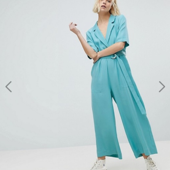 26e060c90450 ASOS Pants - Asos Weekday Jumpsuit